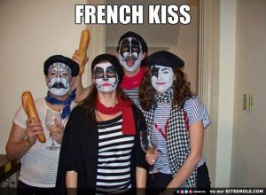 French KISS…