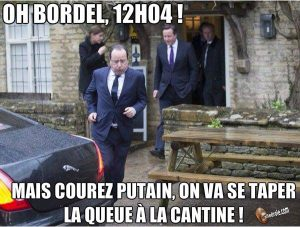 Mais courez putain…