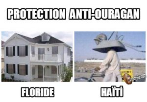 Protection anti-ouragan…