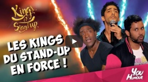 LES KINGS DU STANDUP EN FORCE !