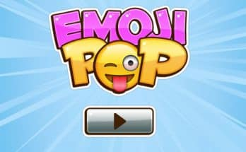 emoji pop jeux video game