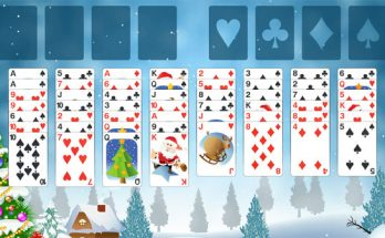 freecell-christmas-game